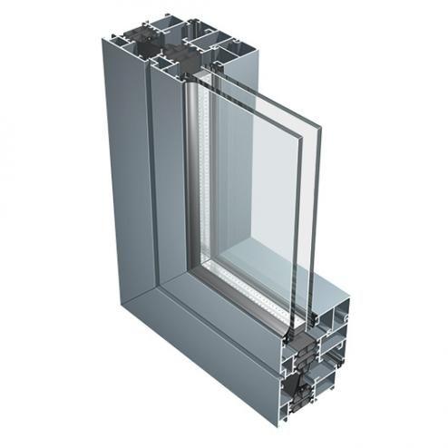 serramenti alluminio 67iw