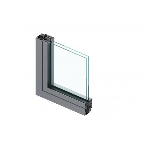 serramenti alluminio c67k
