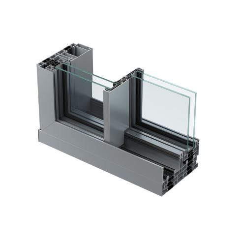 serramenti alluminio infinium