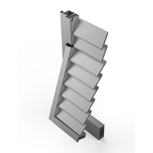 persiane in alluminio aluk 45p