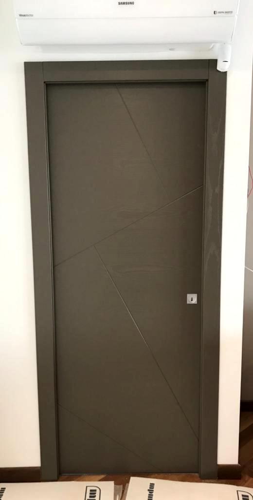 porte interne laccate frassino