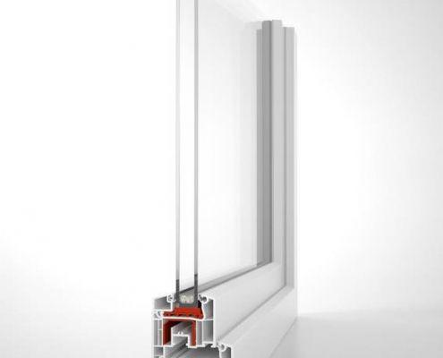 serramenti infissi pvc ideal4000