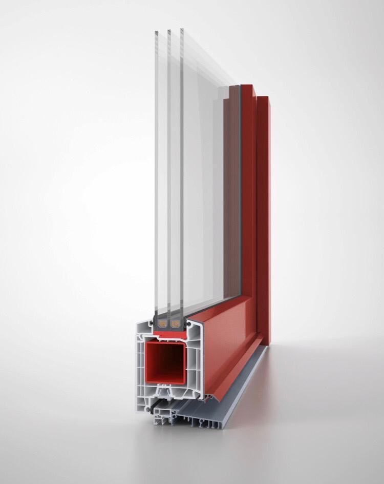 serramenti pvc alluminio coveral