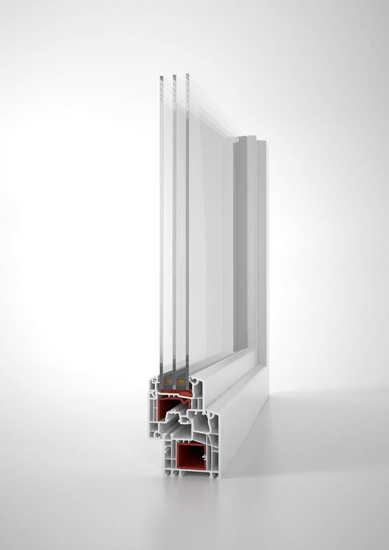 serramenti pvc ideal5000